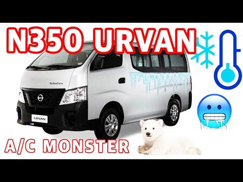 Nissan NV350 Urvan MT 2020 60fps - [SoJooCars]