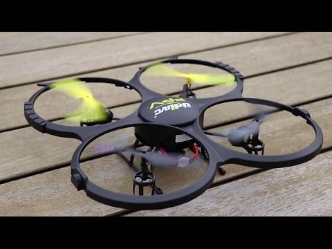 Best Drone Under $200 - Force1 UDI U818A Wifi FPV Quadcopter