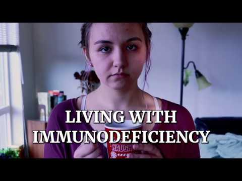 What It's Like to Have Immunodeficiency