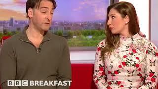 Jaw-Dropping Impressions on BBC Breakfast | Jess Robinson