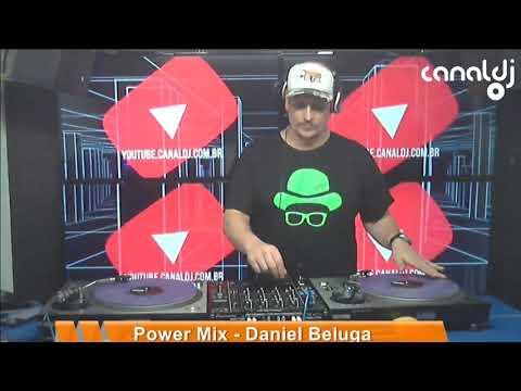 DJ Daniel Beluga - Tribal - Programa Power Mix - 22.08.2019