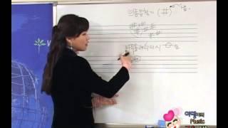 [강기만스쿨]이엘이의 음악기초 16 으뜸음찾기#