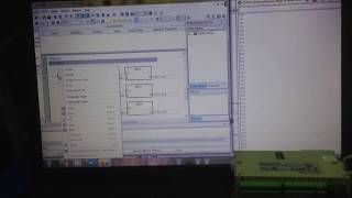 Arduino modbus RS485 RTU with PLC DELTA by Methee Chaiyabut