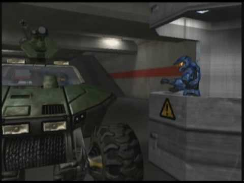 Halo 2 Spoof - Dane Cook Burger King