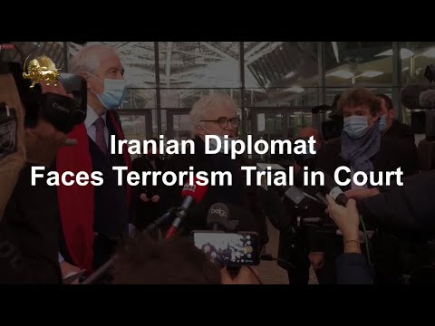 Iranian diplomat Assadollah Assadi faces terrorism trial in Belgium court