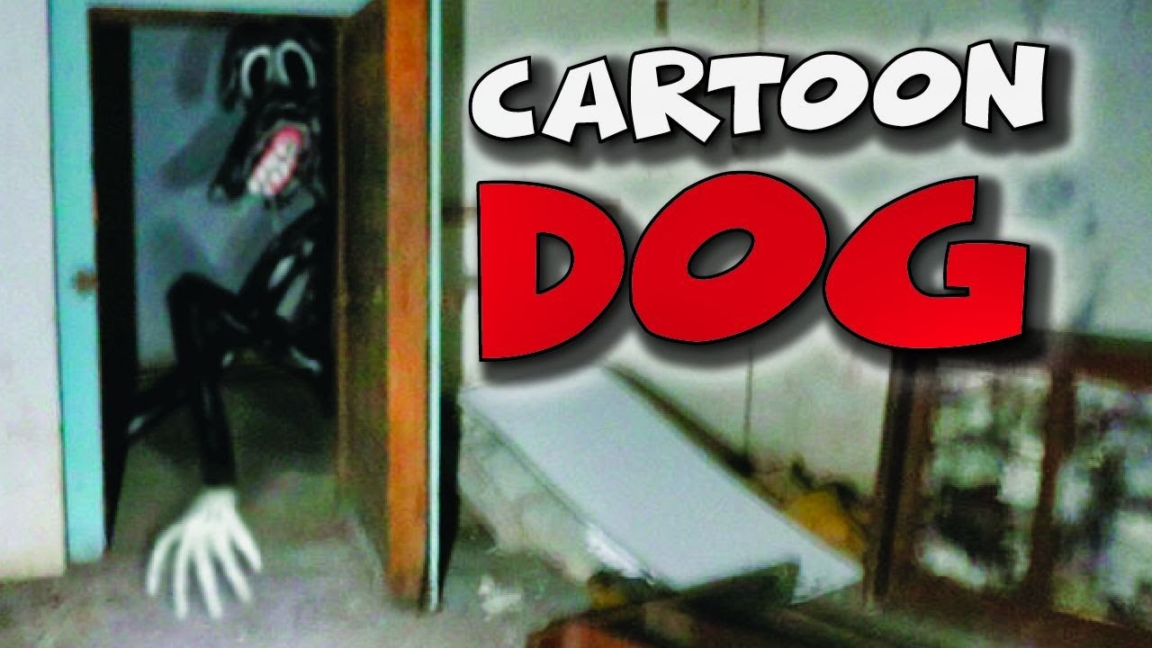 La historia detrás de Cartoon Dog