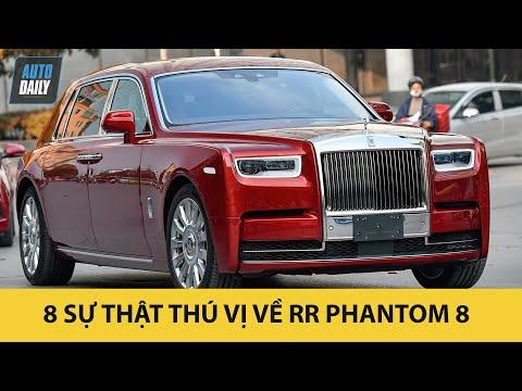 8 sự thật thú vị về Rolls Royce Phantom 8 - Amazing facts on Rolls Royce Phantom 8  Autodaily 