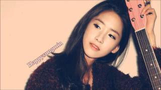 YoonA - 4 Minutes (Studio Version) w/ Download Link!