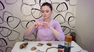 как сделать лавровый венок на голову своими руками