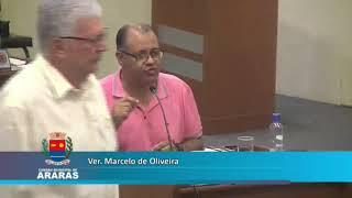 3ª Sessão Extraordinária - Câmara Municipal de Araras