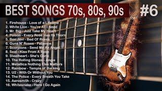Lagu Slow Rock Barat Yang Paling Populer Tahun 70an 80an 90an - Best Rock Classic Playlist (HQ)