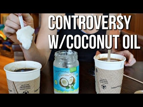 (live) Coconut Oil & Endotoxin: The Missing Link To The AHA Controversy
