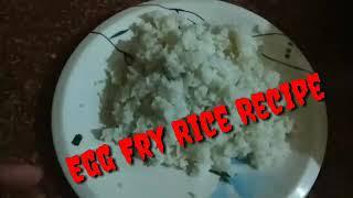 Egg fry rice recipe family food