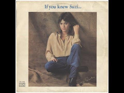 Suzi Quatro - If You Knew Suzi 1978 Vinyl Full Album