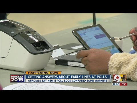Ohio Secretary Of State Blames Poll Workers For Hamilton County Voting Problems