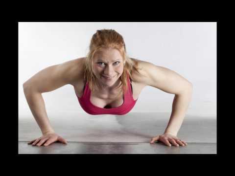 Annie Thorisdottir Hot Female Crossfit Athlete In Vogue