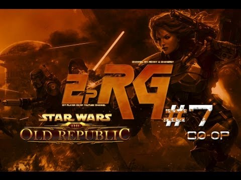 """StarWars: The Old Republic - Campaign - Co-Op - #7 - """"Found His Light Saber, By The Way."""""""