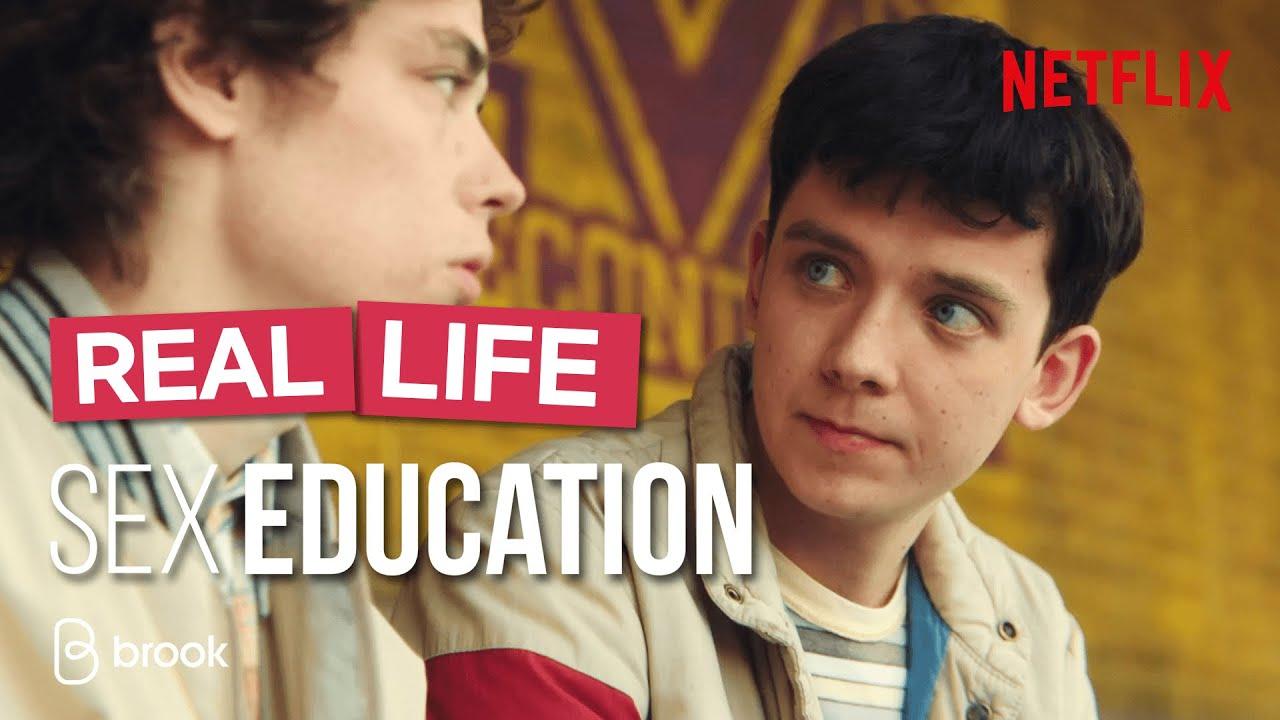 Boy Sex Education