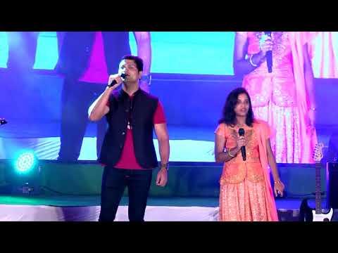 Rhythms College : Annual Day Flames 2017 : Jayanagar - Orchestra Kannada Song