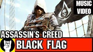 "ASSASSINS CREED BLACK FLAG RAP | TEAMHEADKICK ""Assassins Life For Me"""