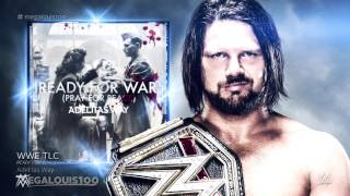 WWE TLC 2016 Official Theme Song Ready For War Pray For Peace With Download Link