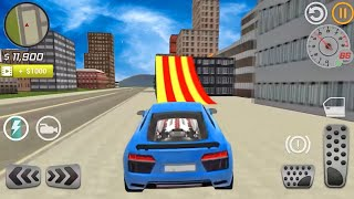 Jogos de Carros Para Crianças - City Car Driving - Carros de Brinquedos