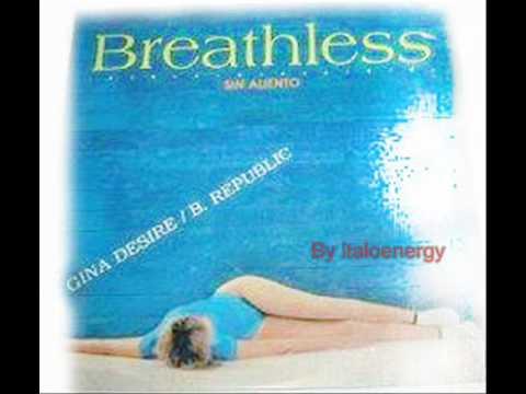 Gina Desire Breathless