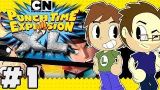 Cartoon Network: PUNCHTIME EXPLOSION XL: Jak & Lev - Part 1