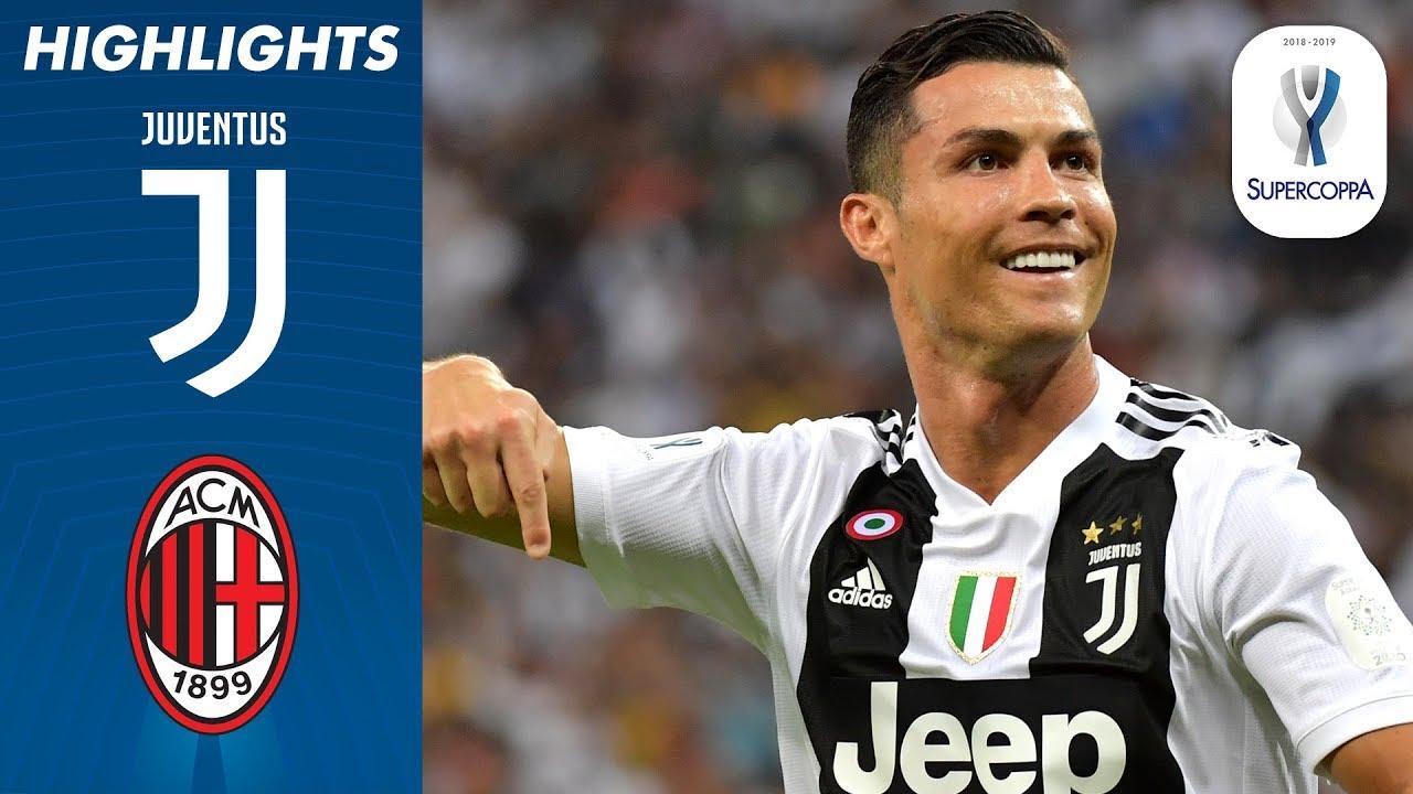 Juventus 1-0 Milan