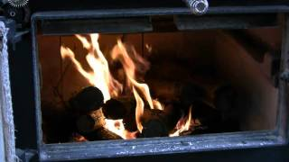 Quick Start Method for Anthracite Coal Stove