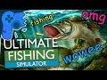 Ultimate Fishing Simulator   Havin' A BASS!