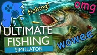 Ultimate Fishing Simulator | Havin' A BASS!