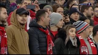 Dinamo - FCSB(Steaua) 18.02.2018 COREGRAFIE