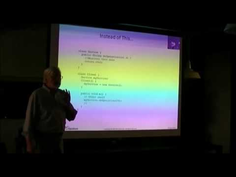 April Meetup: Patterns, Refactoring, TDD and Emergent Design