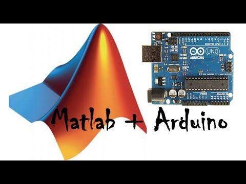 Matlab + Arduino Serial Communication ( Data Write, Data Read ) - VN19