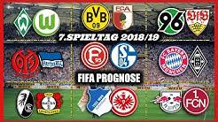 Bundesliga Spieltag 7 - Zusammenfassungen [FIFA 19 Prognose] I 2018/19 Deutsch (HD)