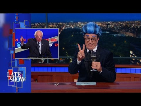 Hungry For Power Games: Bernie Sanders