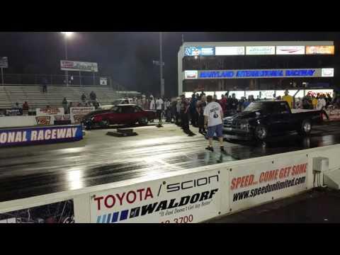 "Slo-Poke vs Big Kenny ""Shake Down Racing"""
