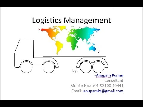 operating objectives of logistics Five key performance objectives of operation management operations management is an area of columbus asia logistics has been in business for almost 12 years.