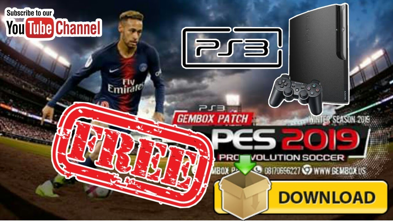 pes 2019 gembox patch winter transfer 2019 ps3 link. Black Bedroom Furniture Sets. Home Design Ideas