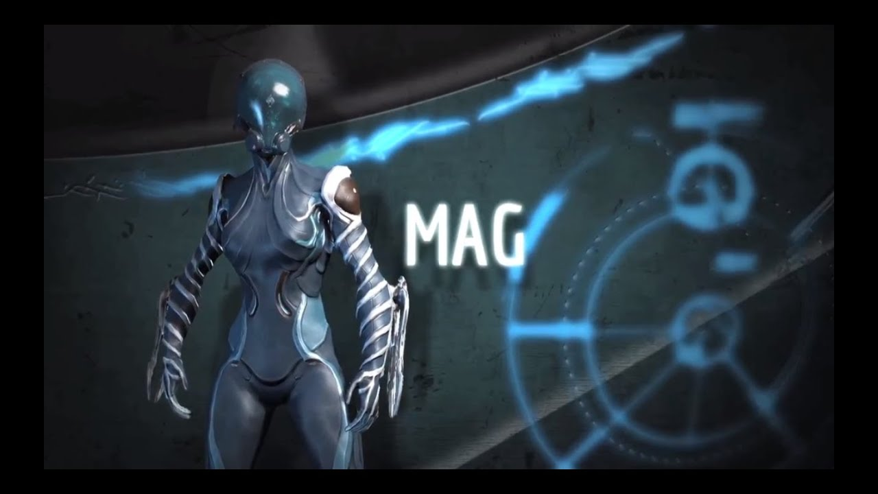 Warframe How To Get All Mag Component Blueprints Parts