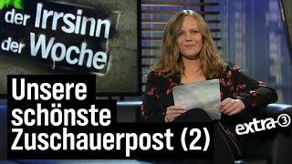 Sarah Bosetti liest Liebesbriefe an extra 3 (2)