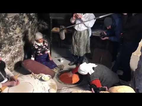 Հայ կինը կյանքում գոնե մի անգամ պետք է թոնրի մեջ լավաշ թխի . Նազենի Հովհաննիսյան