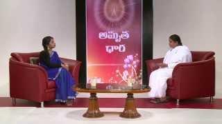 038 Atma yokka Swabhavam - BK Parvati - Amruthadhara Telugu