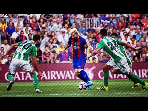 Lionel Messi ● King of Dribbling ● 2016/17 Ep. 1