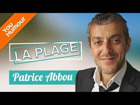 Patrice ABBOU, La plage