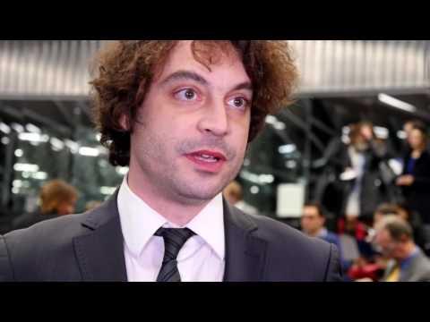2016 Right Livelihood Awards: Cumhuriyet's Özgür Mumcu