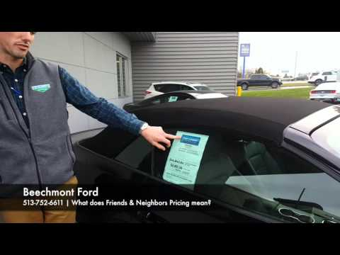 What is Friends and Neighbors Pricing Anyway? - Cincinnati Ford Dealers