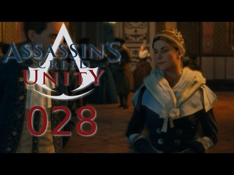 ASSASSIN'S CREED UNITY #028 - Infiltration in den Palais du Luxembourg [DE|HD] | Let's Play ACU