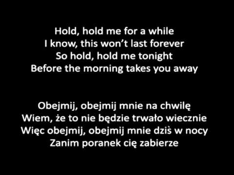 Rednex - Hold me for a while (tłumaczenie)